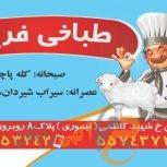 ویزیت طباخی فرید 1
